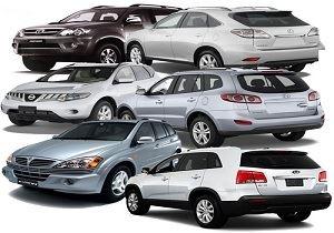 مشاهده محصولات براساس نوع خودرو