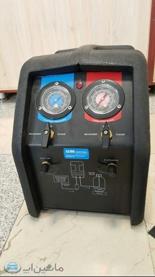 تصویر از دستگاه ریکاوری کولر چینی