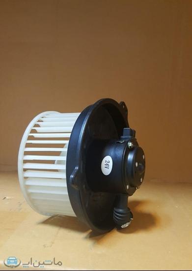 تصویر از موتور فن بلور کوماتسو خط7 چینی