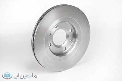 تصویر از دیسک چرخ پژو ۴۰۵ و سمند